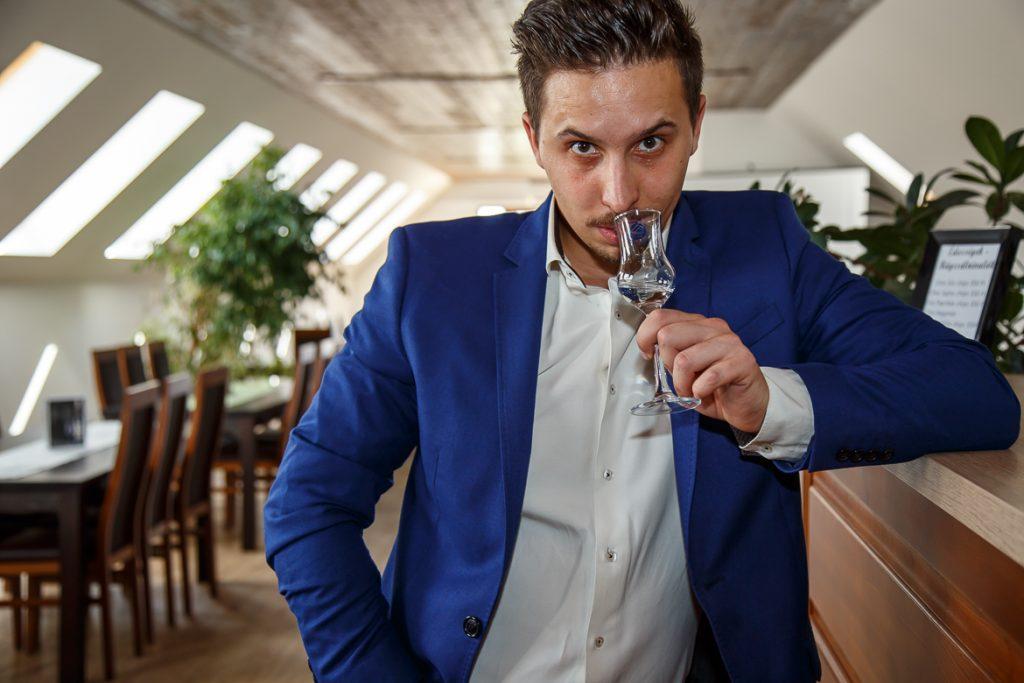 Borsodi Imre a Czetis Pálikaház és Étterem marketingvezetője szerint fontos, hogy egyedi tartalmú gasztroblog készüljön náluk is.
