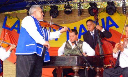 Neves hazai előadók is felléptek Ladány Napján
