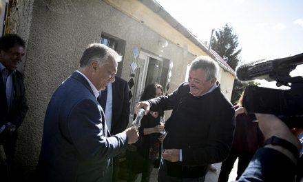 Orbán a szabad pálinkafőzésről