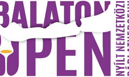 Balaton Open versenyfelhívás