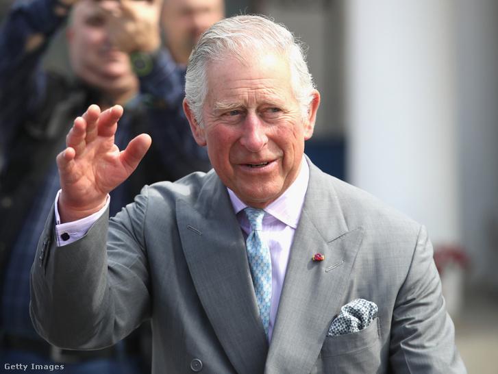 Az erdélyi táj és a pálinka is lenyűgözi Károly herceget