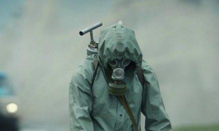 Itt az első vodka a csernobili zónából