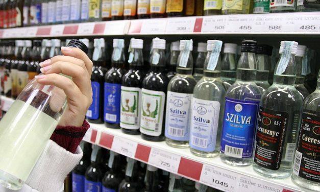 Gin, más szeszek a koronavírus idején